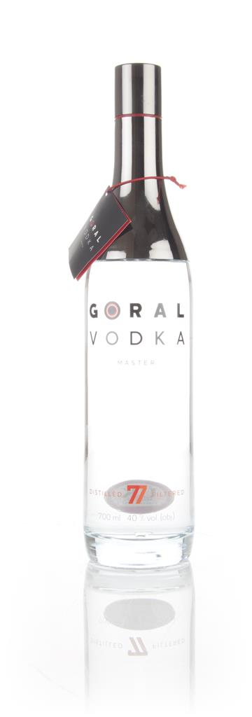 Goral Vodka Master Plain Vodka