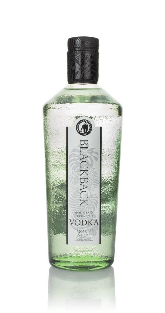 Blackback Mountain Strength Plain Vodka