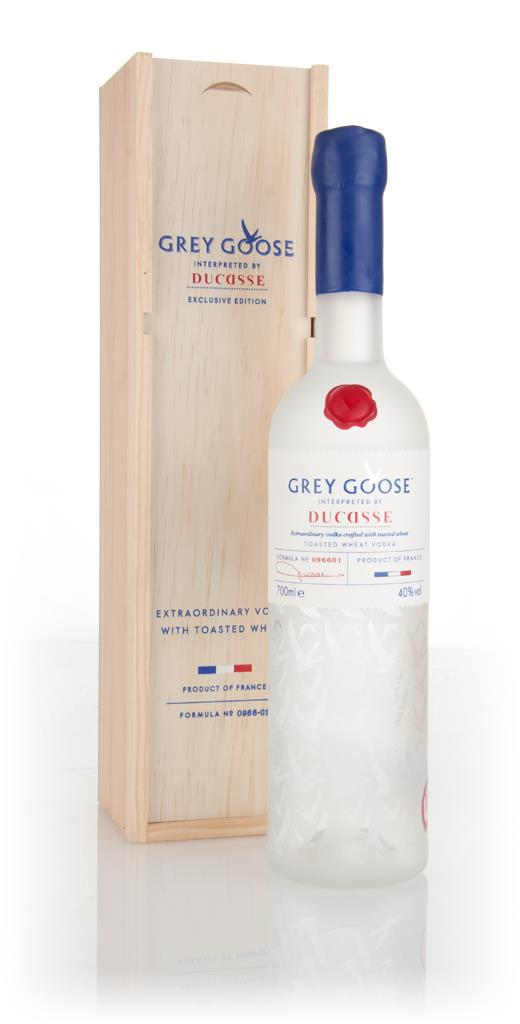 Grey Goose Ducasse Plain Vodka