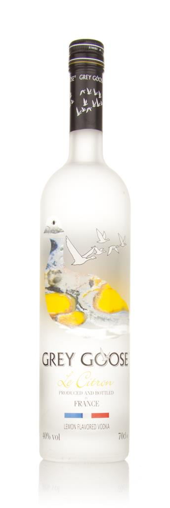 Grey Goose Le Citron Flavoured Vodka