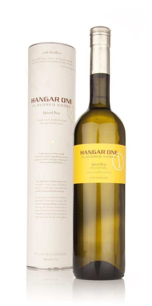 Hangar One Spiced Pear Flavored Vodka 75cl Flavoured Vodka