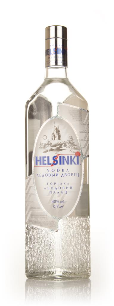 Helsinki Ice Palace Flavoured Vodka