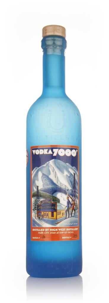 Vodka 7000 Plain Vodka