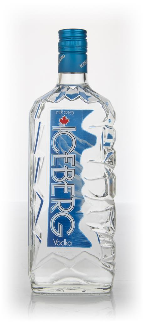 Iceberg Plain Vodka