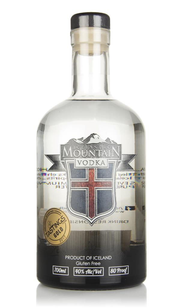 Icelandic Mountain Plain Vodka