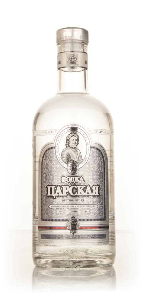 Imperial Collection Silver Plain Vodka