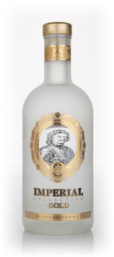 Imperial Collection Gold Plain Vodka
