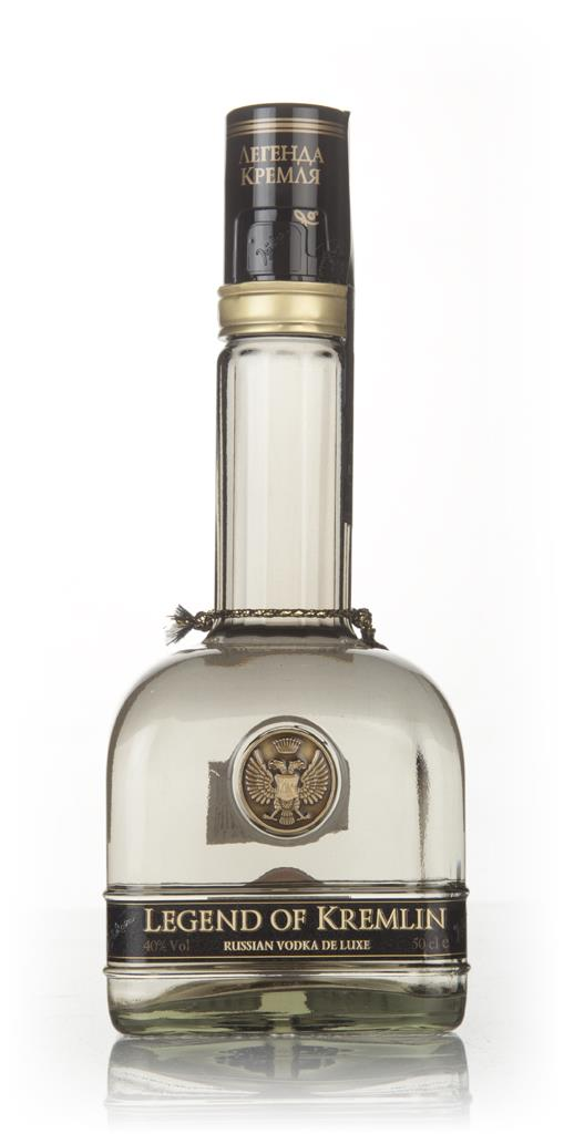 Legend of Kremlin (50cl) Plain Vodka