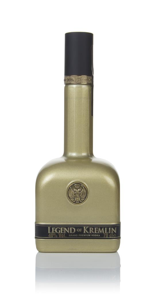 Legend of Kremlin Gold Plain Vodka