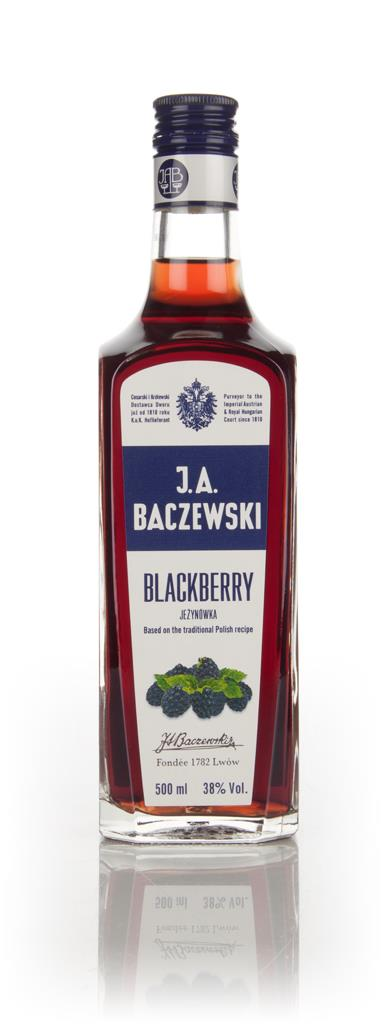 J.A.Baczewski Blackberry Flavoured Vodka