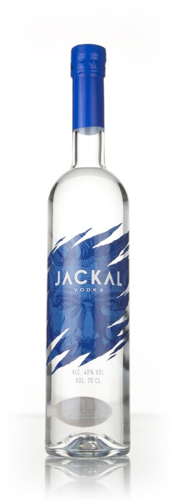 Jackal Plain Vodka