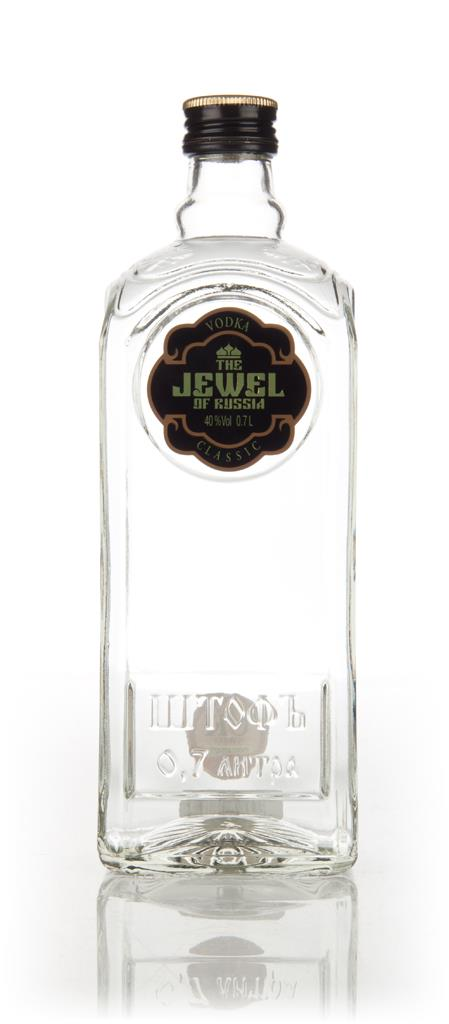 The Jewel of Russia Classic Plain Vodka
