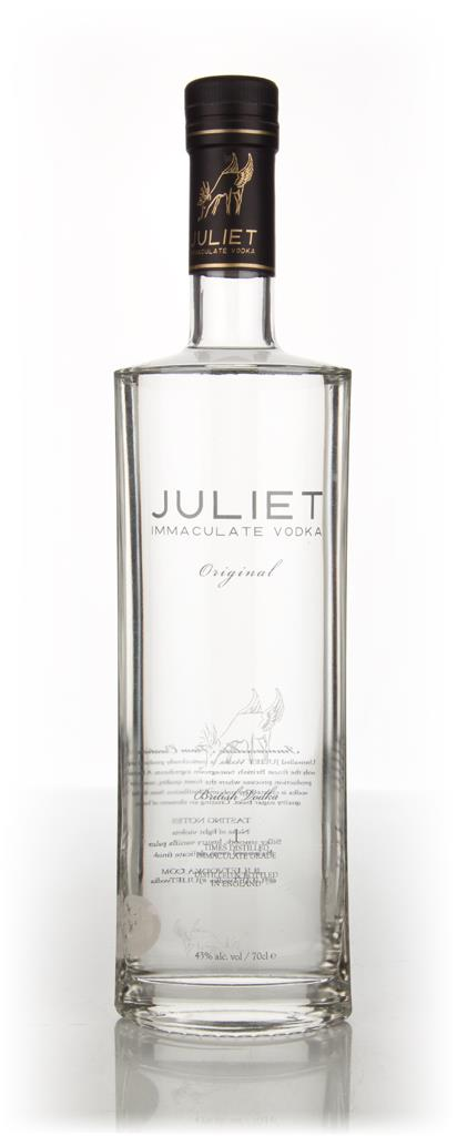 Juliet Immaculate Plain Vodka