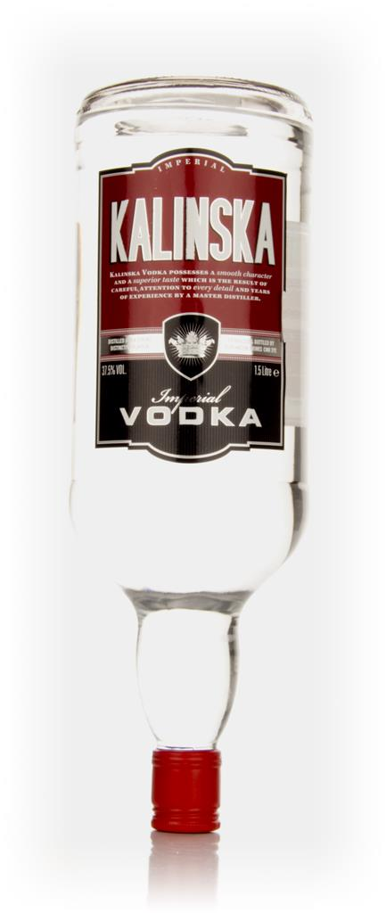 Kalinska Imperial Vodka 1.5l Plain Vodka