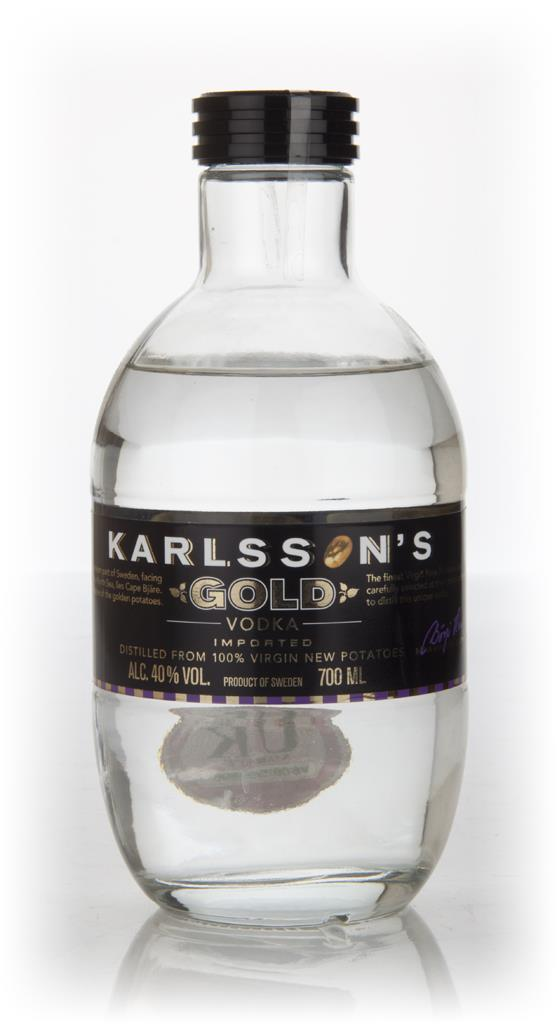 Karlssons Gold Plain Vodka