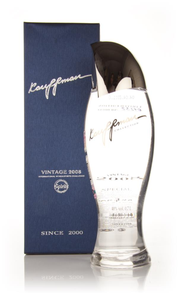 Kauffman 2008 Selected Vintage Plain Vodka