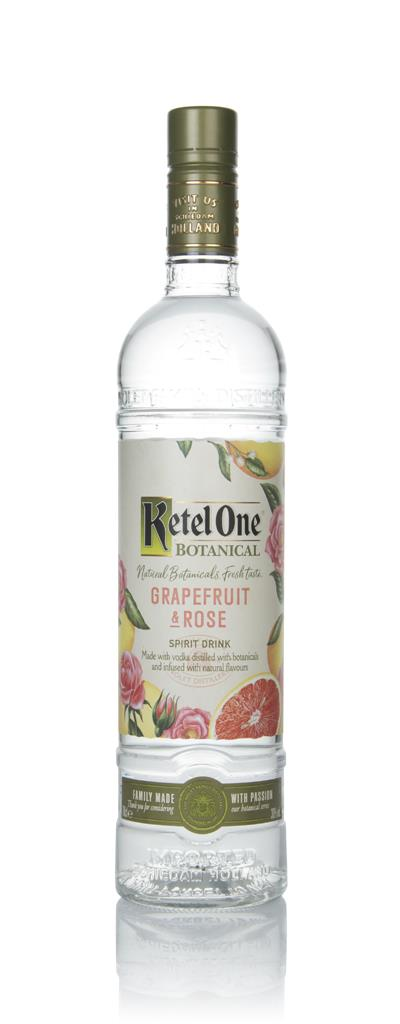 Ketel One Botanical Grapefruit & Rose Flavoured Vodka
