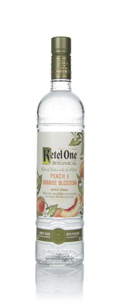 Ketel One Botanical Peach & Orange Blossom Flavoured Vodka