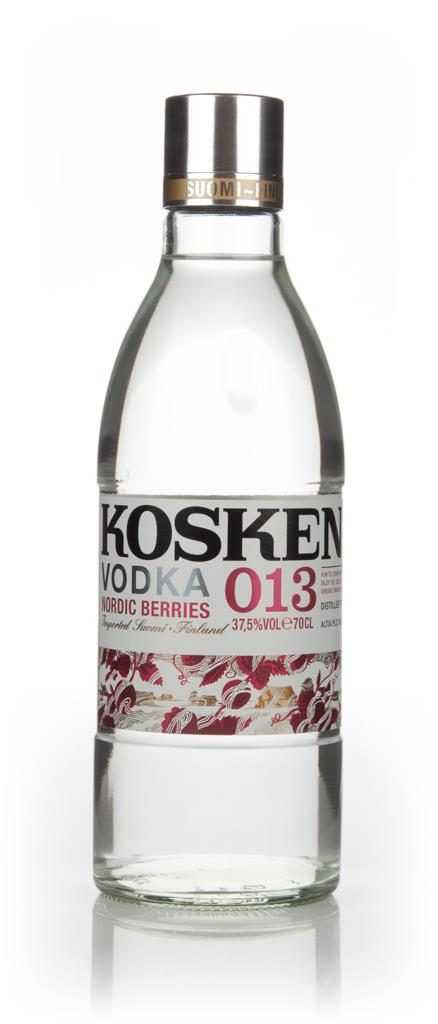 Koskenkorva Nordic Berry Flavoured Vodka