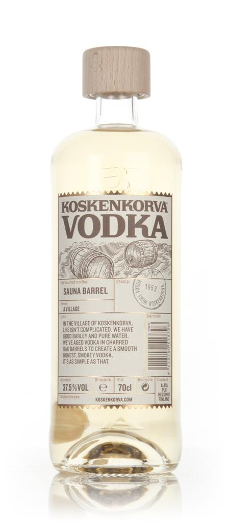 Koskenkorva Vodka - Sauna Barrel Cask Aged Vodka