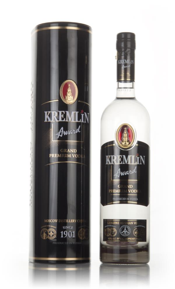 Kremlin Award Plain Vodka