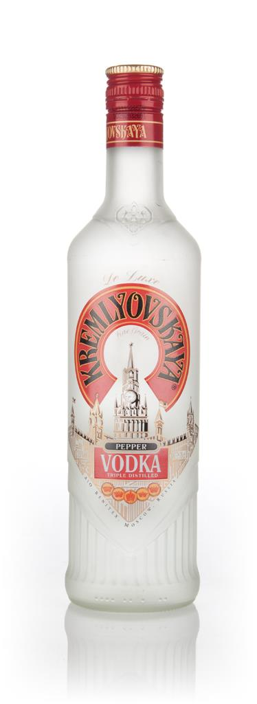 Kremlyovskaya Pepper Vodka 37.5% Flavoured Vodka