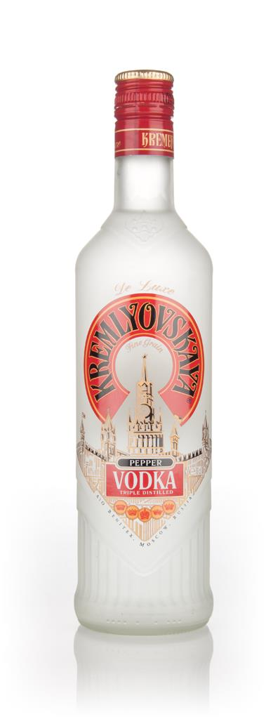 Kremlyovskaya Pepper Vodka 40% Flavoured Vodka