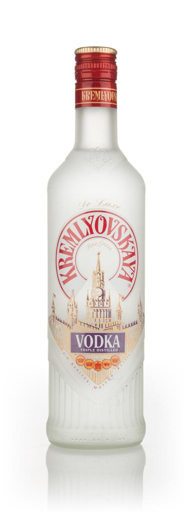 Kremlyovskaya Vodka 37.5% Plain Vodka