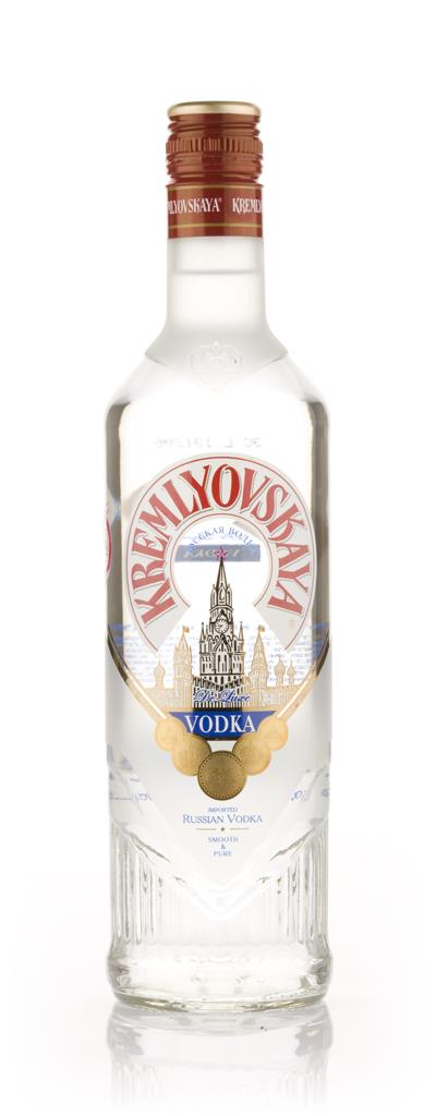 Kremlyovskaya Vodka 40% Plain Vodka