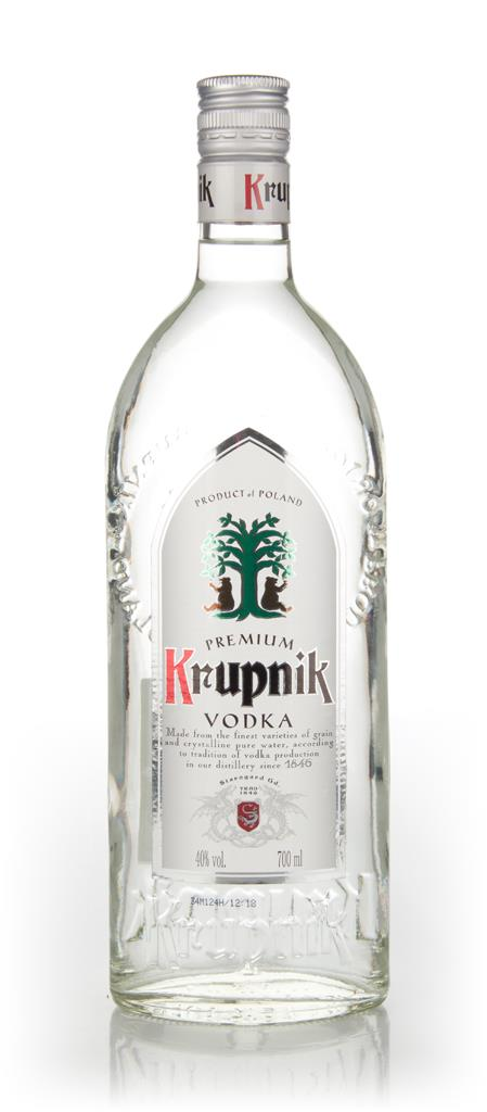 Premium Krupnik Plain Vodka