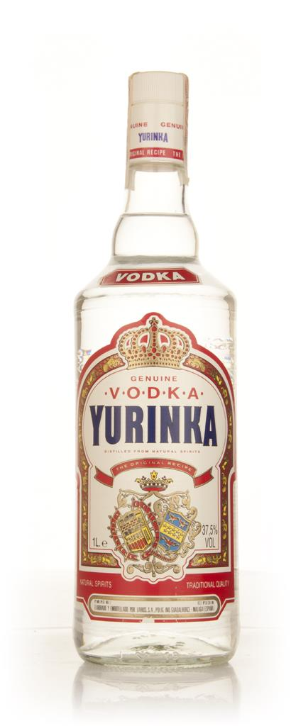 Yurinka Vodka - 1970s Plain Vodka