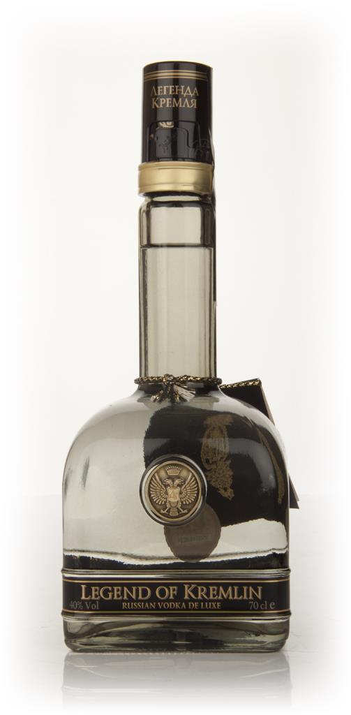Legend of Kremlin 3cl Sample Plain Vodka