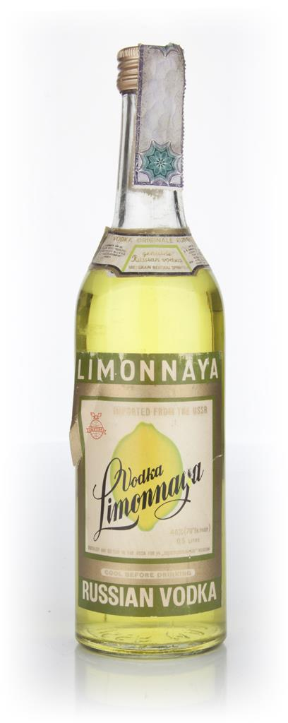 Limonnaya Vodka - 1970s 50cl Flavoured Vodka