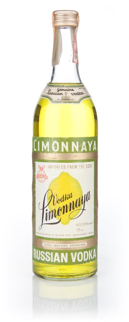 Limonnaya Vodka - 1970s Flavoured Vodka