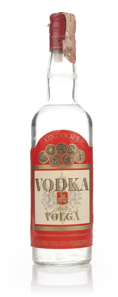 Lindochs Vodka del Volga - 1970s Plain Vodka