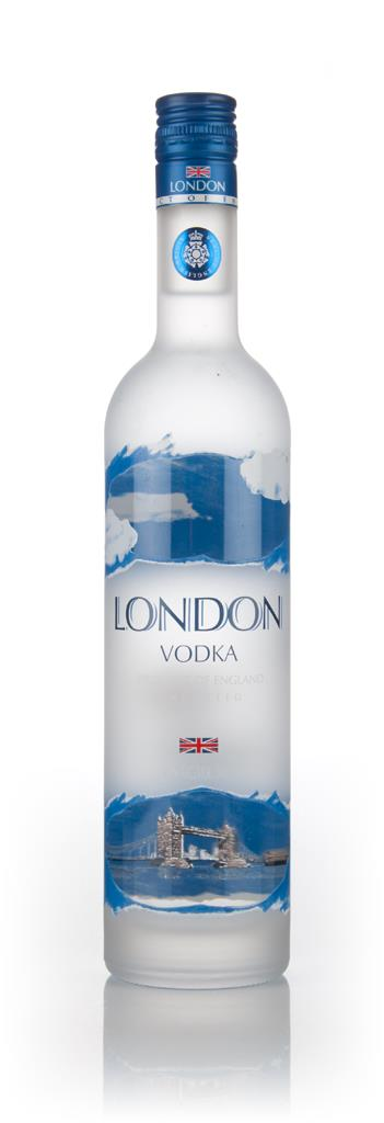 London Vodka - 50cl Plain Vodka