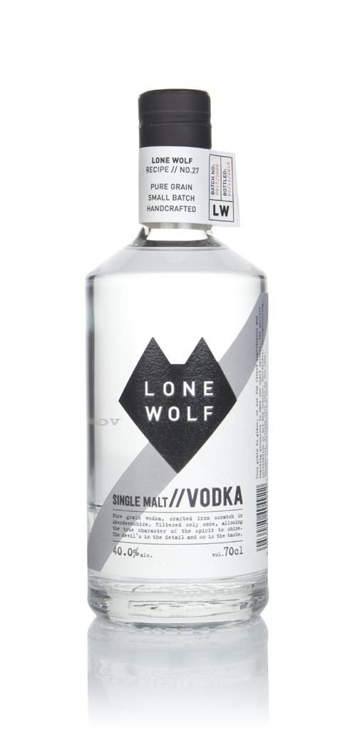 LoneWolf Plain Vodka