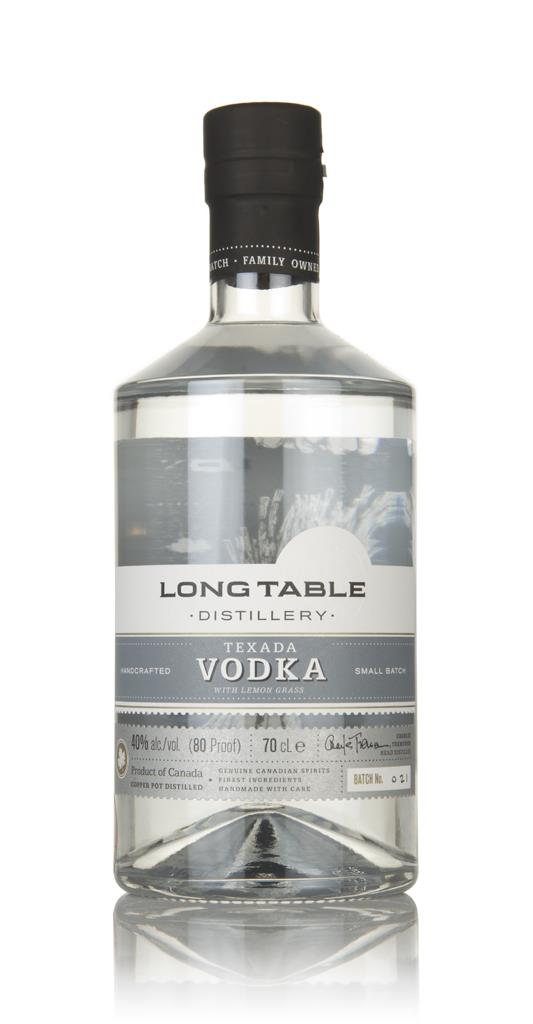 Long Table Texada Flavoured Vodka