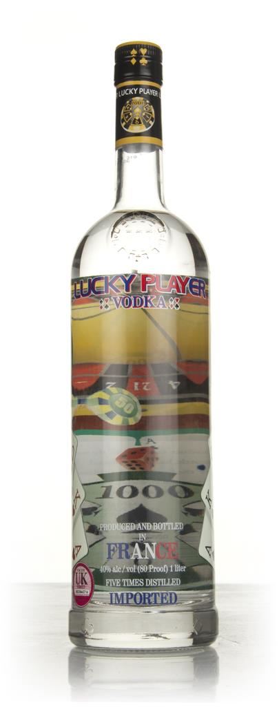 Lucky Player Plain Vodka