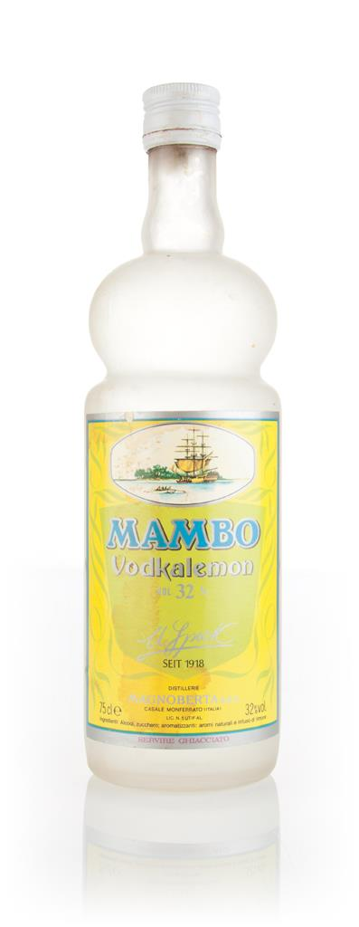 Mambo Vodkalemon - 1970s Flavoured Vodka