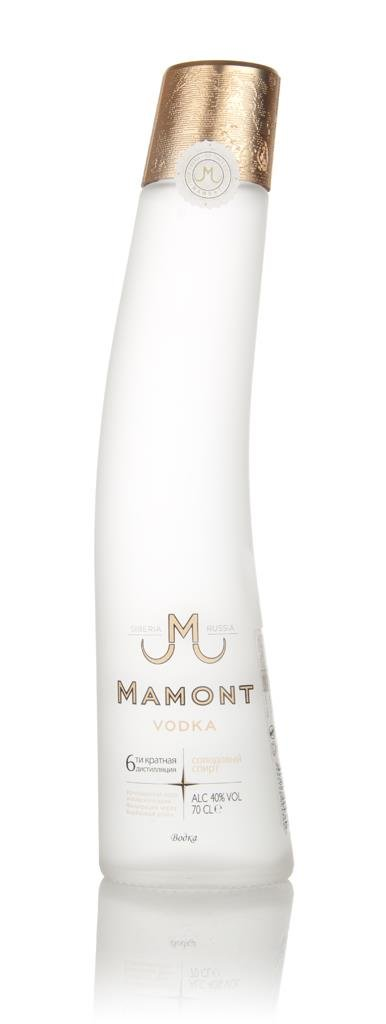 Mamont Plain Vodka