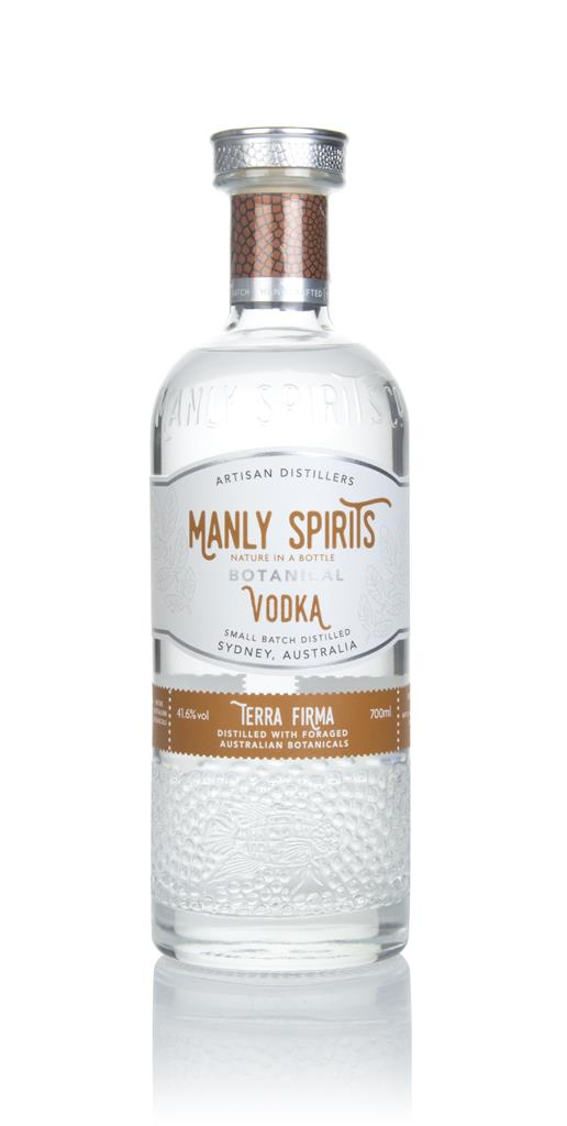 Manly Spirits Co. Terra Firma Botanical Flavoured Vodka