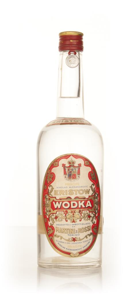 Eristow Wodka - 1961 Plain Vodka