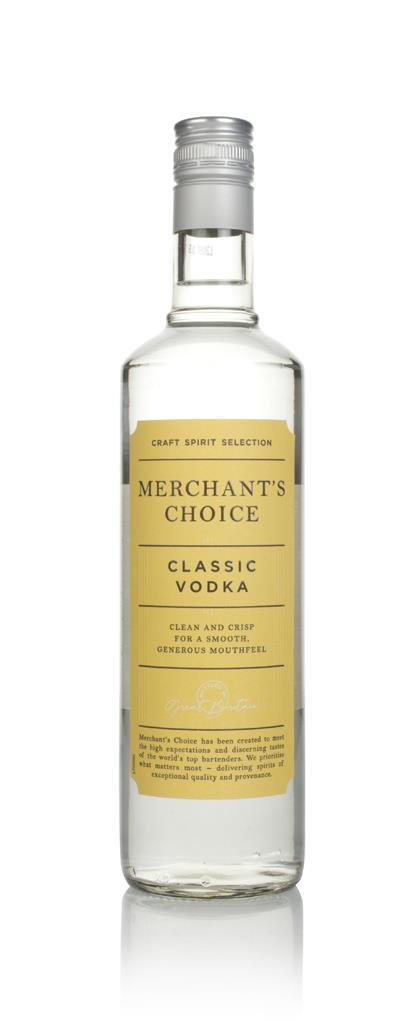 Merchants Choice Plain Vodka