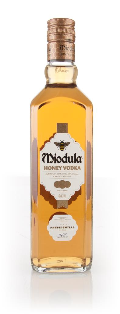 Miodula Honey Flavoured Vodka