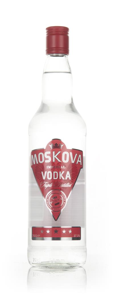 Moskova Plain Vodka
