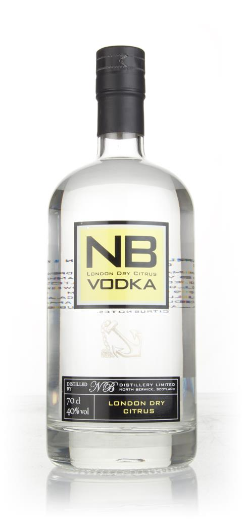 NB London Dry Citrus Flavoured Vodka