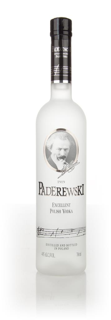 Paderewski Plain Vodka