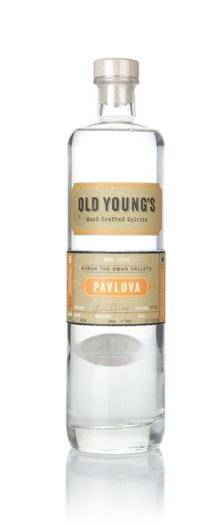Old Youngs Pavlova Flavoured Vodka