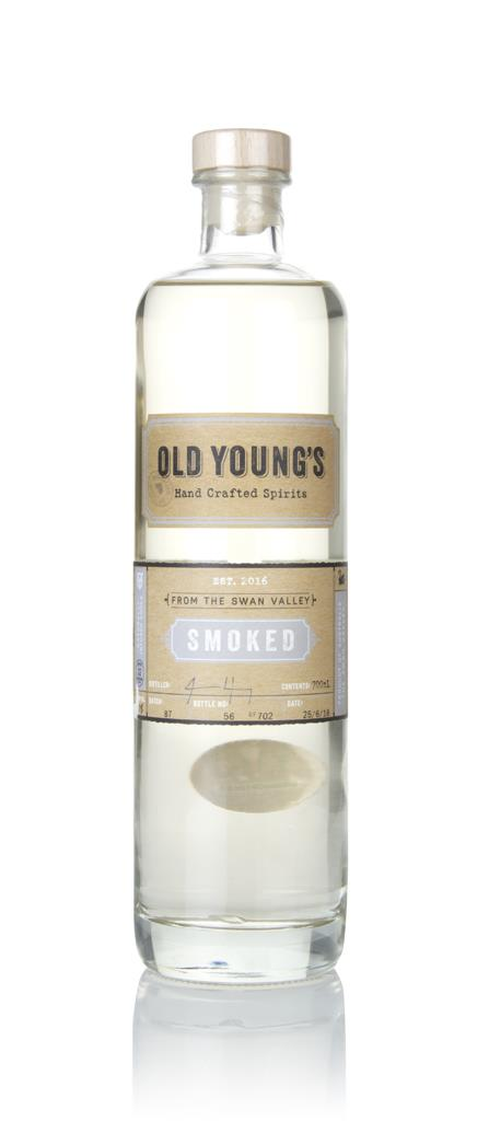 Old Youngs Smoked Flavoured Vodka